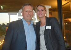 Joost Boers (Feeling-Healthy.net) en Corianne Vos (Dutch Organic Baking School).