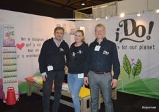 Namens i Do! (Organic Flavour Company): Ronald Bakker, Daniëlle Hafkamp en Peter van de Steeg. Zij introduceerden op de beurs de 'i Doos!', een kleine theedoos met zes speciaal geselecteerde i Do! varianten.