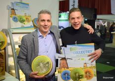 Maurice Buyzerd en Jan van Beek van Intercheese.